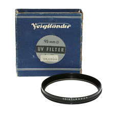 Voigtländer 95mm UV-Filter 317 / 95 AR95 mit OVP vom Händler