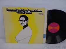 BUDDY HOLLY Brown Eyed Handsome Man 1968 UK Press LP MCA Records MUPS 314 STEREO