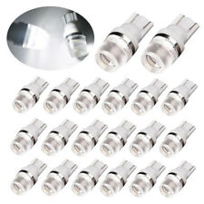 20pcs T10 192 168 194 Wedge W5W High Power 1W LED Light Bulbs Xenon White