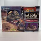STAR WARS Micro Machines Planet Tatooine Jabba the Hutt Palace NIB NEW 1996