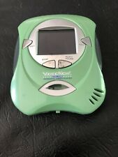 2004 HASBRO VIDEO NOW COLOR GREEN PERSONAL VIDEO PLAYER WITH 4 NICK DISC USED