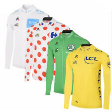 2017 Tour de France Cycling Jersey Long Sleeve Bicycle Clothing MTB Jersey Tops