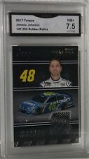 2017 TORQUE JIMMIE JOHNSON RUBER RELICS 141/399 MADE NM+7.5 BY GMA FREE SHIPPING