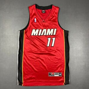 100% Authentic Rafer Alston Skip To My Lou Nike Miami Heat Jersey Size 44 L Mens