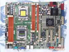 100% tested ASUS Z8NA-D6 1366 RDIMM UDIMM DDR3 Intel 5500 server IOH motherboard