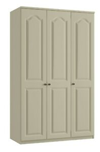 Ready Assembled Langley Grey Wardrobe Drawers Complete Bedroom Furniture Set