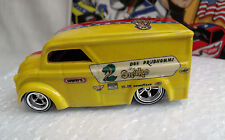 HOTWHEELS/CODE 3 - DAIRY DELIVERY - SNAKE N MONGOOSE -  REAL RIDERS  1 OF 6