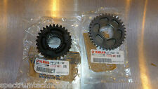 NEW YAMAHA YZF R1 2ND & 6TH GEAR TRANSMISSION GEAR WHEEL SET 98-03 99/00/01/02