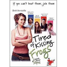 Tired of Kissing Frogs (DVD, 2009) Ana Serradilla, Jose Maria de Tavira