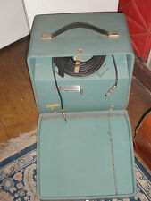 Antique Movie projector Professional Ampro Century 10 - 16mm working con need AC