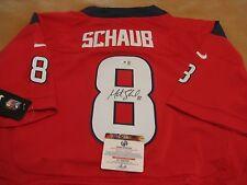 Matt Schaub Autographed Texans Jersey  GAI