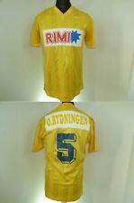 "HALMSTAD 1980 Swedish Football Shirt Rimi ""O.Rydningen"" #5 Size XL"
