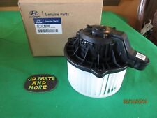 NEW GENUINE 2013-2018 HYUNDIA SANTA FE BLOWER MOTOR ASSEMBLY 97113-B8000