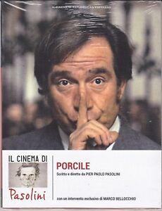 Dvd **PORCILE** di Pier Paolo Pasolini con Ugo Tognazzi nuovo 1994