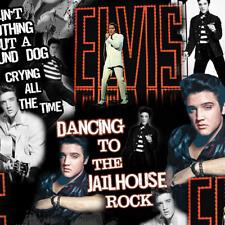 Elvis Presley The King of Rock n Roll Super SOFT Leggings 60's 70's Music Singer