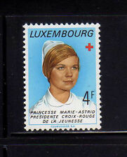 LUXEMBURGO/LUXEMBOURG 1974 MNH SC.540 Red Cross Youth Section ( Mari-Astrid )