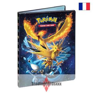 Pokémon - Portfolio 9 Pochettes A4 / 180 cartes: SL11.5  Destinées Occultes