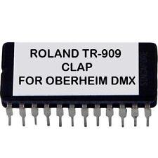 ROLAND TR909 TR-909 CLAP Sound Eprom For Oberheim DMX