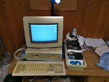 Schneider Systemeiheit by Amstrad  PC 1512 DD Rechner, Monitor Tastatur
