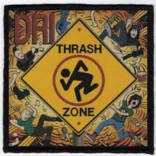 DRI PATCH / SPEED-THRASH-BLACK-DEATH METAL