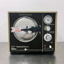 Midmark Ritter M7 Speed Clave Autoclave Sterilizer