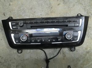 BMW 3 SERIES F30 HEATER CLIMATE CONTROL UNIT CD PLAYER 64119363545 61316814187