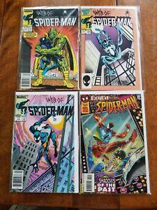45 BOOK COMIC LOT MARVEL DC COMICS SPIDER-MAN FANTASTIC FOUR SHI HELLBLAZER +