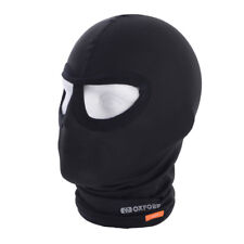NEW Oxford Motorcycle Thermals Lycra Balaclava w/Eye Holes - Black (CA010)