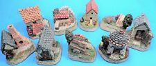 lot of 9 David Winters Cameo Cottages (Mwob)