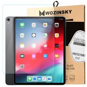 Panzerfolie Schutzglas Hartglas 9H f. Apple iPad 7 / 8  10.2  2019 2020 Echtglas