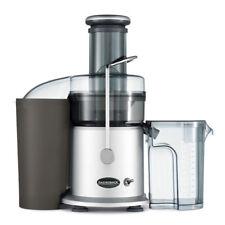Gastroback 40123 Design Juicer Entsafter großer Tresterbehälter Mixer 750W