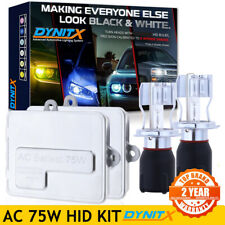 75W Slim Xenon Lights HID Conversion Kit H1 H3 H4 H7 H10 H11 H13 9005 9006 D2S