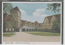 Kolorierte Ansichtskarten aus Sachsen-Anhalt