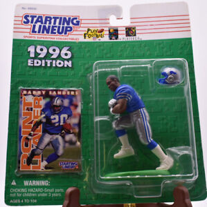 BRAND NEW (NOS) 1996 BARRY SANDERS STARTING LINEUP FIGURE EXCELLENT