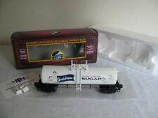 Vintage MTH Premier O Scale Godchaux Sugar Tank Car #20-96234 EX