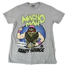 Macho Man Randy Savage Men Wrestling OOOH YEAH!!! Shirt New M, L, XL, 2XL, 3XL