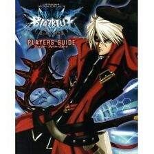 BLAZBLUE PLAYERS GUIDE Book / ARCADE