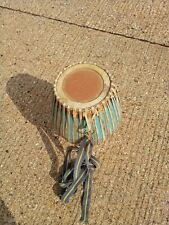 More details for tribal drum , buyer collects only