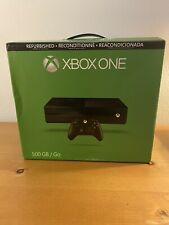 XBOX One console 500GB, Controller, Power & HDMI, Lightly Used Factory Reset