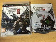 PS3 : dungeon siege 3