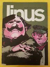 LINUS RIVISTA DEI FUMETTI E DELL'INFORMAZIONE - MARZO 1977 ANNO 13 N. 3