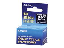 Casio Tr-18 Bk Black Ink Ribbon Cassette