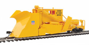 Union Pacific / C&NW #X11961 Jordan Spreader HO - Walthers Proto #920-110120