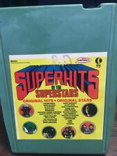 Super Hits of the Superstars KTEL New Pad/Splice Comp Tested Play Ready RARE