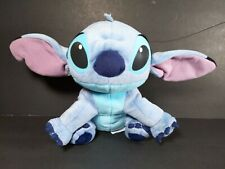 "Disney Stitch alien Stuffed Plush 11"" Applause Blue Poseable Bendable Ears"