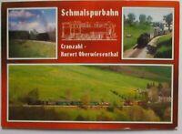Eisenbahn Schmalspurbahn Cranzahl - Oberwiesenthal (30418)