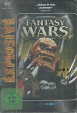 PC DVD-ROM + Explosive + Fantasy Wars + Schlachten + Strategie + ab 12 J + Win 7