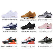 Nike Leather Upper Nike Air Max 90 Athletic Shoes for Men