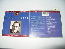 Sidney Torch Great British Light Orchestras 24 Tracks 1992 cd is Ex Book is G/vg