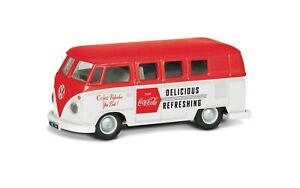 Coca Cola Late 1960's VW Volkswagen Camper Model CORGI